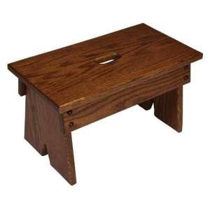 Peaceful Classics Solid Oak Step Stool