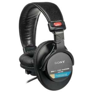 Sony MDR-7506 DJ Headphones