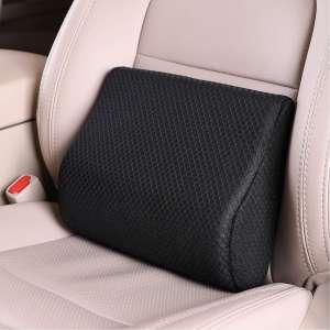 TISHIJIE Memory Foam Lumbar Support for Car