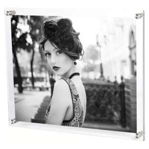 Bloberey 8.5 x 11 Acrylic Picture Frame 4 Pack