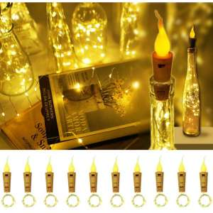 Decorman Wine Bottle Lights