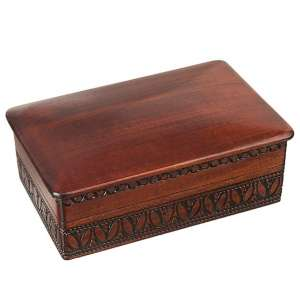 Enchated World of Boxes Wooden Jewelry Box