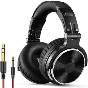 OneOdio Wired Over-Ear DJ Headphones