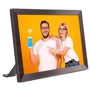 VANKYO Wi-Fi Digital Photo Frame, Supports USB and SD Card