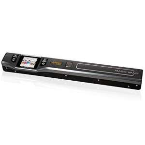 VuPoint Compact Portable Wand Scanner 1.5 Inches Screen