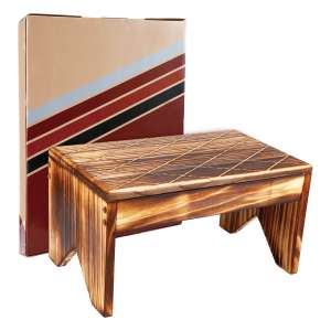 Wood Pals Wooden Step Stool