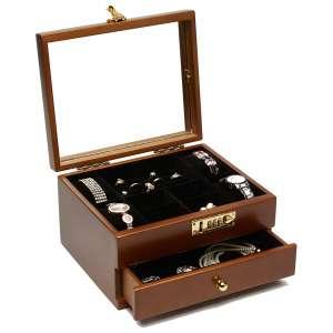 Changsuo Wooden Jewelry Box