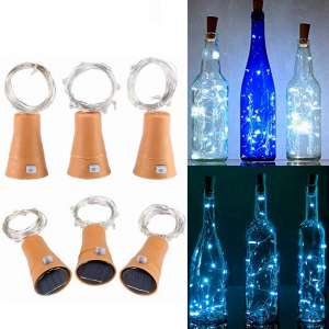 Muasdae Wine Bottle Lights