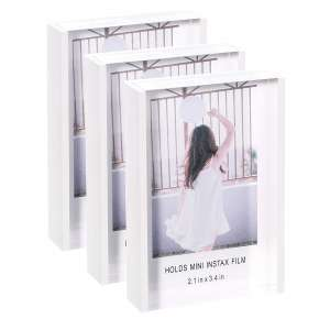 Phattopa Instax Mini Acrylic Picture Frame