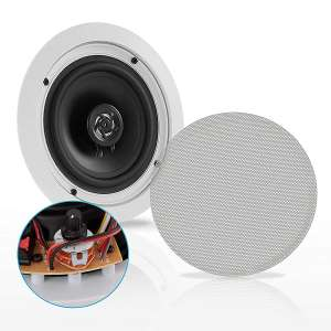 Pyle Ceiling and Wall Mount Speaker 6.5 Inches 500W