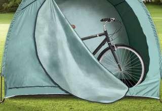 Bike Storage Tent