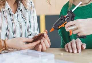 Cordless Glue Gun
