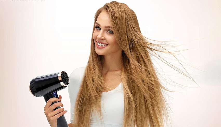 Cordless Hair Dryer