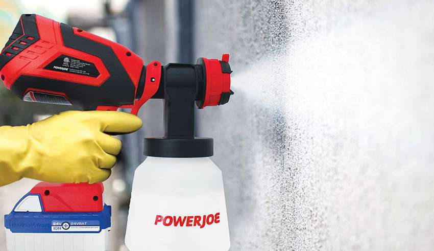 Cordless Paint Sprayer