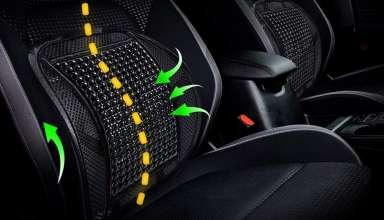 Lumbar Support for Car