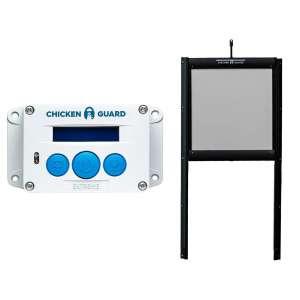ChickenGuard Automatic Chicken Coop Door