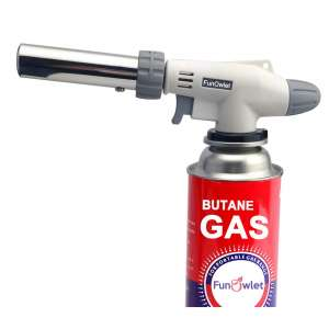 FunOwlet Butane Torch Lighter