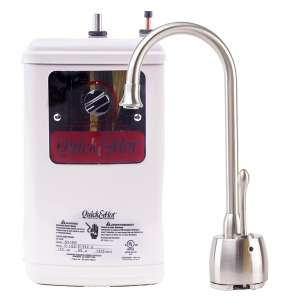 Waste King Quick Hot Water Dispenser Tank and Faucet