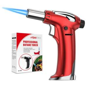 NANW Butane Torch Lighter with Adjustable Flame