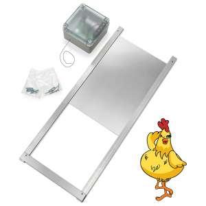 Happy Henhouse Automatic Chicken Coop Door