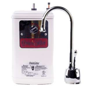 Waste King Hot Water Dispenser Faucet and Tank