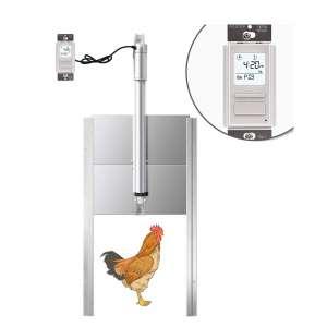 Haoguo Automatic Chicken Coop Door