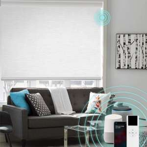 XINGXUN Motorized Window Roller Shades and Blinds