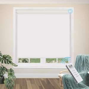 Greenf Rechargeable Battery Window Shades with Valance