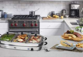 Buffet Server Warming Tray