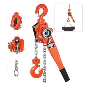Happybuy Manual Lever Chain Hoist 3300 lbs