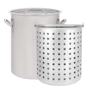 CONCORD Stainless Steel Stock Pot