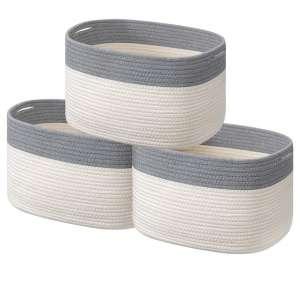 UBBCARE Cotton Rope Basket