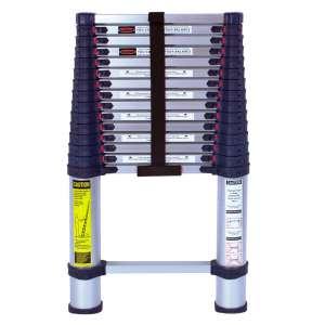 Xtend & Climb Aluminum Telescoping Ladder, 15.5-Foot