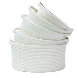 HAN-MN Cotton Rope Basket