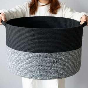 INDRESSME Comforter Cushions Storage Bin