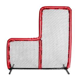 Armor 7 x 7 FT L Screen Baseball for On-Field Use and Batting Cage