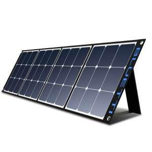 BLUETTI 200W Monocrystalline Solar Power Backup