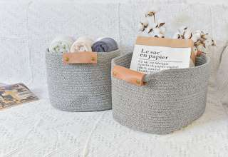 Cotton Rope Basket