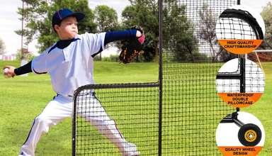 Portable Screen Baseball
