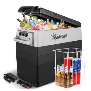 AstroAl Portable Freezer Car Refrigerator