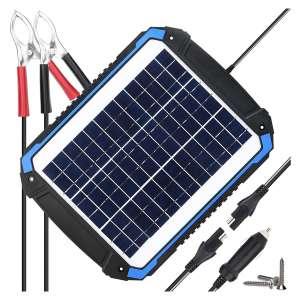SUNER POWER Solar Panel Trickle Charging Kit
