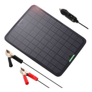 ALLPOWERS Solar Panel Trickle Battery Charger