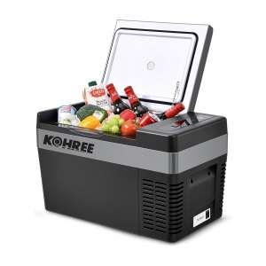 Kohree Portable Refrigerator 12V Fast Cooling Small Freezer