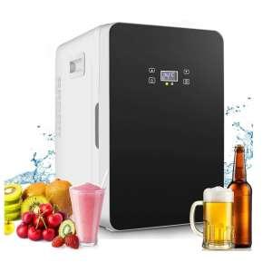 Nictemaw 20L Mini Fridge Large Capacity Cooler and Warmer