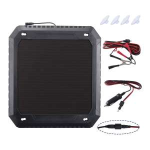 Paladin Solar Power CAR Battery Charger