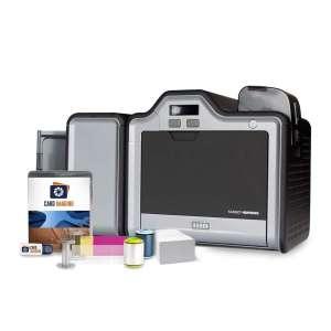 Fargo HDP5000 Dual Side High-Definition ID Card Printer