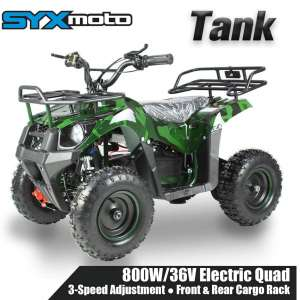 SYX MOTO Cheap 4 Wheel ATVs
