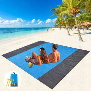 HighLandy Sand Free Beach Blanket