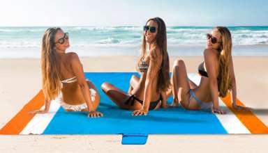 Sand Free Beach Blanket