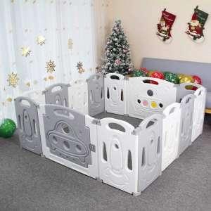 Gupamiga Foldable Playpen for Babies